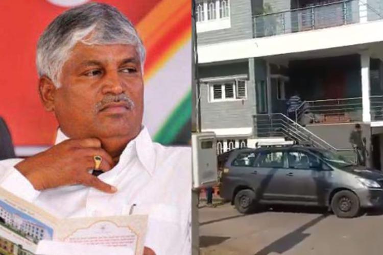 I-T raids on Karnataka Minister CS Puttaraju CM Kumaraswamy calls it revenge politics