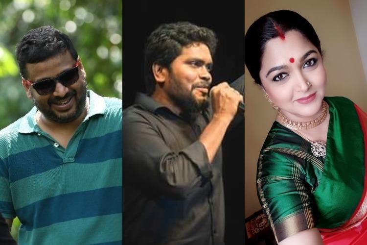 Sarkar row PaRanjith CS Amudhan and Khushbu speak up for Vijay film