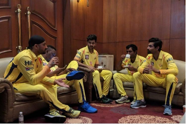 Fans whistle podu as Chennai Super Kings return to IPL