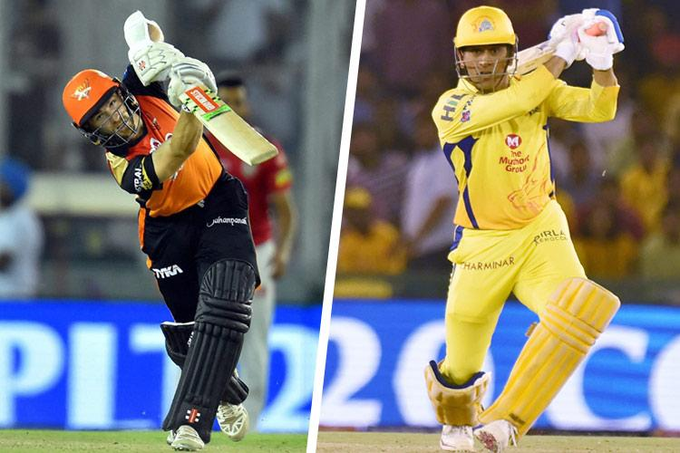 Coming off a resounding win confident Chennai take on Hyderabad