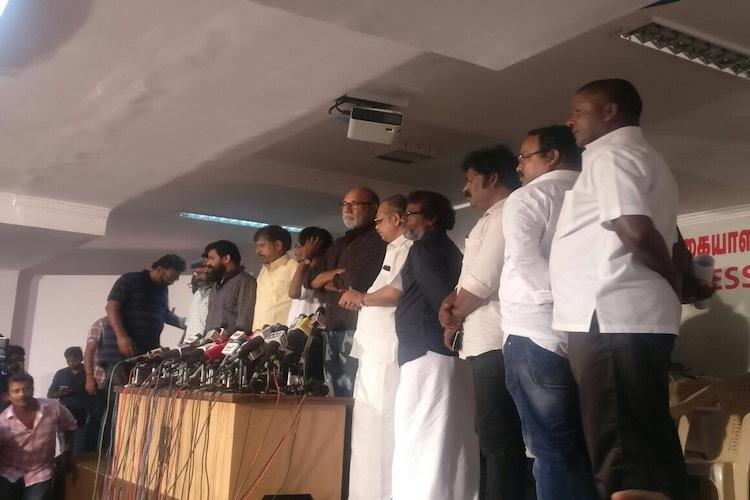 If anything untoward happens we arent responsible TN party leader warns CSK players