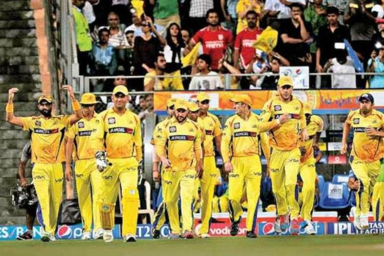 Its official No more IPL 2018 matches in Chennai Pune new home for CSK