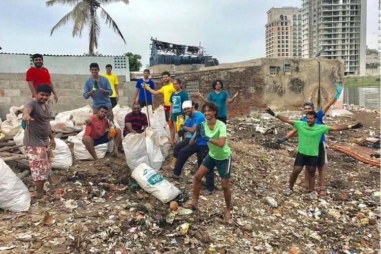 This club plans to remove 50 tonnes of garbage from Chennais shoreline and you can join in