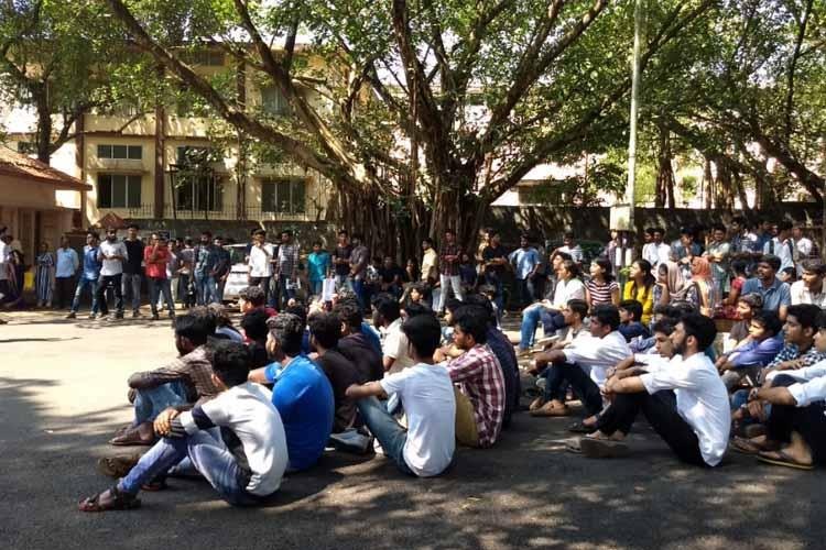 Cochin University student attacked allegedly by SFI leaders on campus case filed