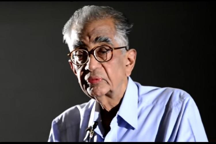 Indias Black hole man CV Vishveshwara passes away