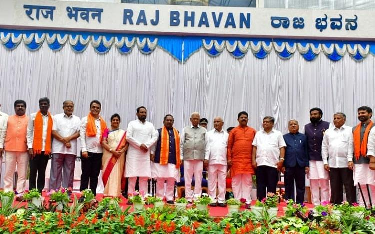 Senior BJP leaders unhappy over Karnataka cabinet expansion after being sidelined