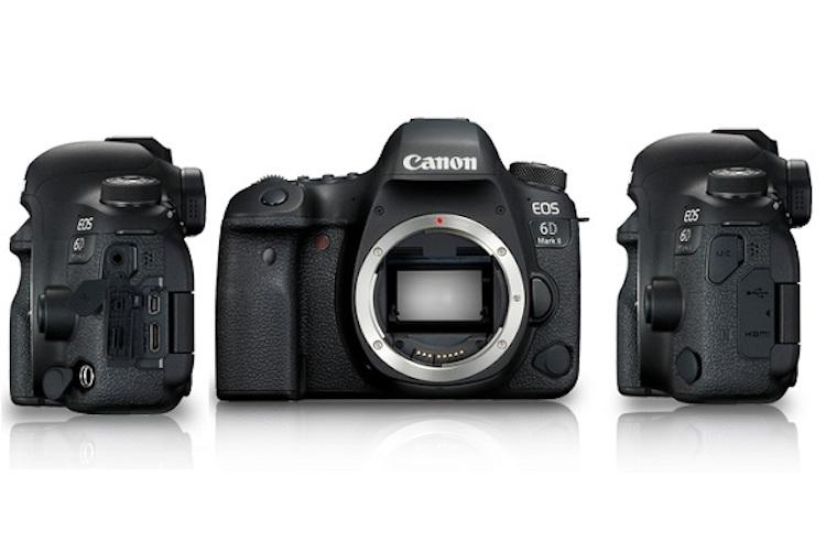 Canon launches high-end EOS 6D Mark II DSLR camera in India