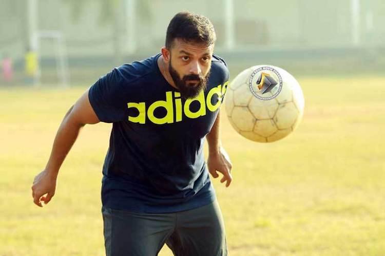 Jayasuryas transformation to play footballer VP Sathyan in his latest film Captain