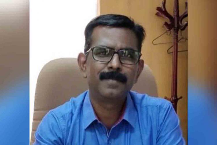 Transferred IAS officer Capt Manivannan appointed Secretary of Animal Husbandry Dept