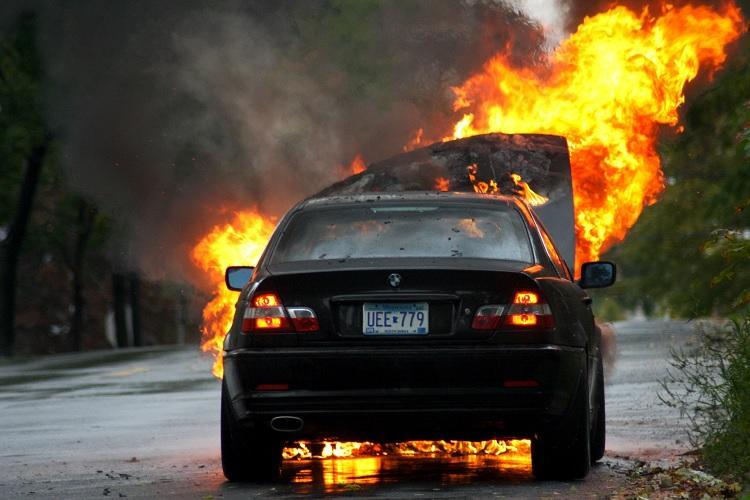 Medical Professor Arrested For Setting Cars Ablaze