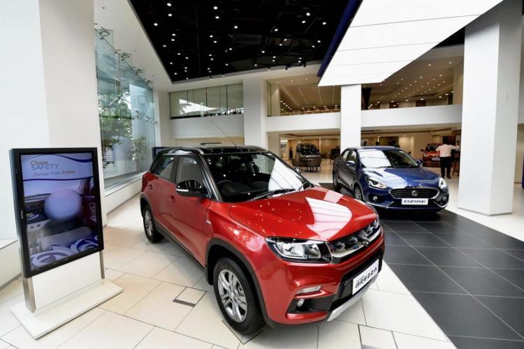 Dhanteras 2020 Maruti Tata Motors Toyota witness strong growth in car sales