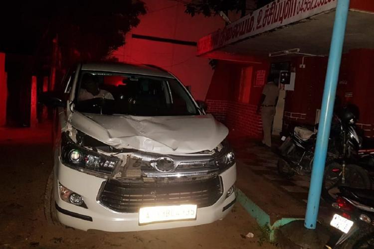 20-year-old pregnant woman killed by speeding car in TNs Ramanathapuram