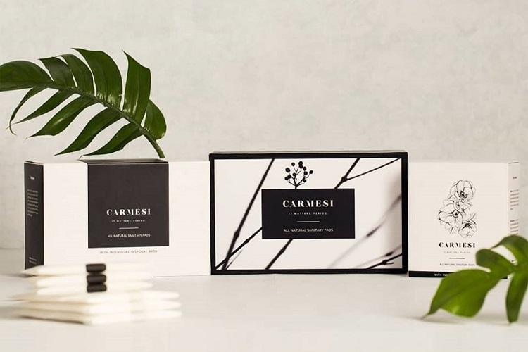 Biodegradable sanitary pad startup Carmesi raises 05 mn led by Forest Essentials MD