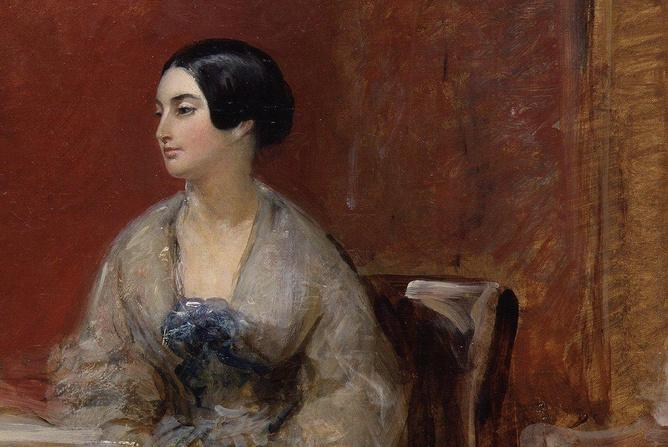 Meet Caroline Norton Fighting for womens rights before it was even cool