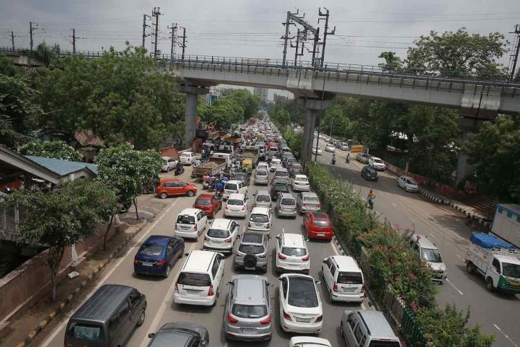 Representative image of vehicles in traffic