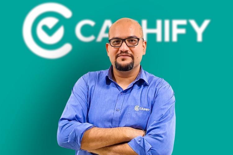 Cashify cofounder