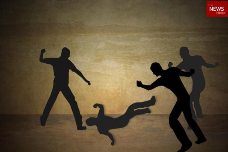 A representative image of a caste crime