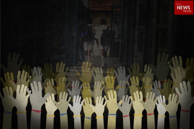 Teachers allege rampant use of caste threads in schools even as govt denies practice