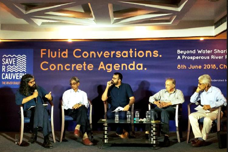 Conversations on Cauvery Moving beyond water-sharing for a sustainable future