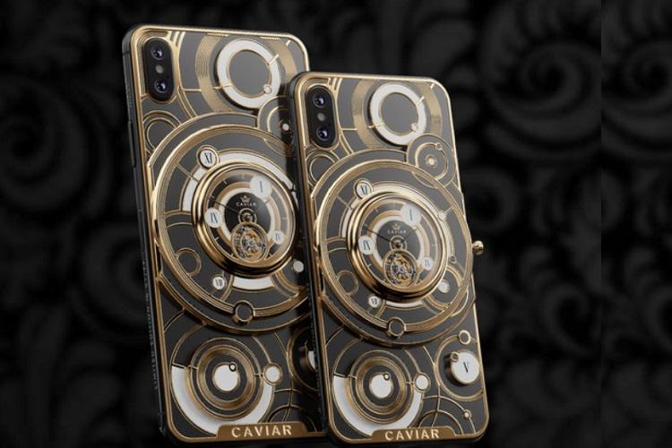 Russian luxury brand Caviar introduces new design of iPhone for Rs 58 lakh