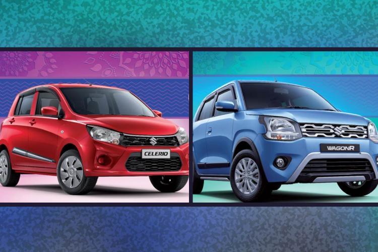 Maruti Suzuki unveils festive edition variants of Alto Celerio and Wagon R
