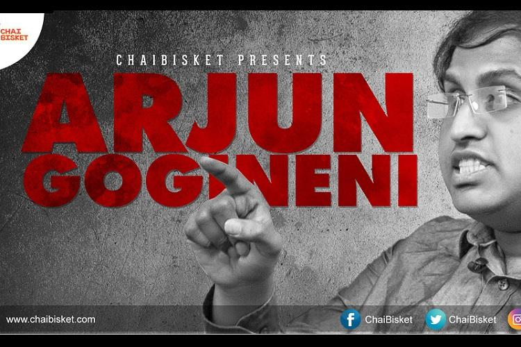 What if Arjun Reddy turns into rationalist Babu Gogineni Watch this hilarious spoof
