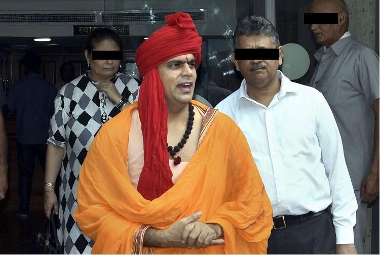 Coronavirus a punishment for eating meat Hindu Mahasabha chiefs bizarre take