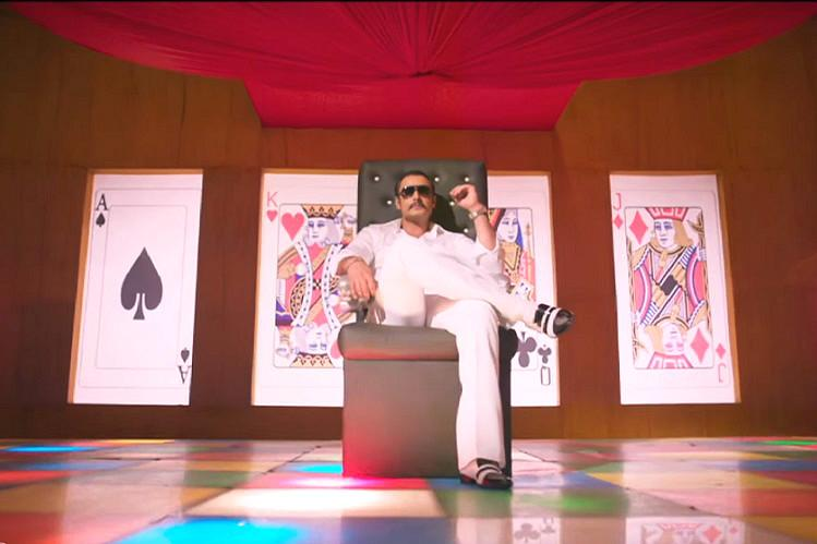 Review Chakravarthy tries to sell a tired story with dull action and cliched patriotism