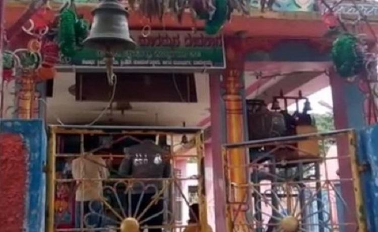 Chamarajanagar temple poisoning Seers questioned 2 more taken into custody