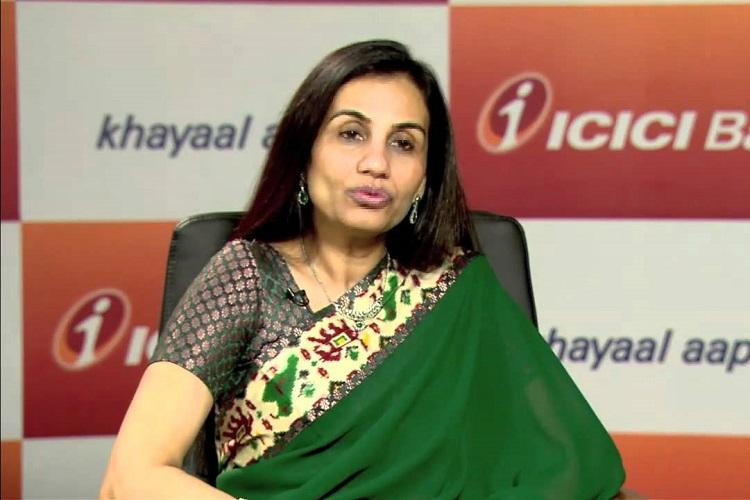 ICICI Bank moves Bombay HC to recover bonuses from former MD Chanda Kochhar