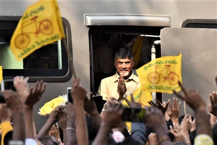 Is Chandrababu Naidu the reason for Prajakutamis humiliating defeat in Telangana