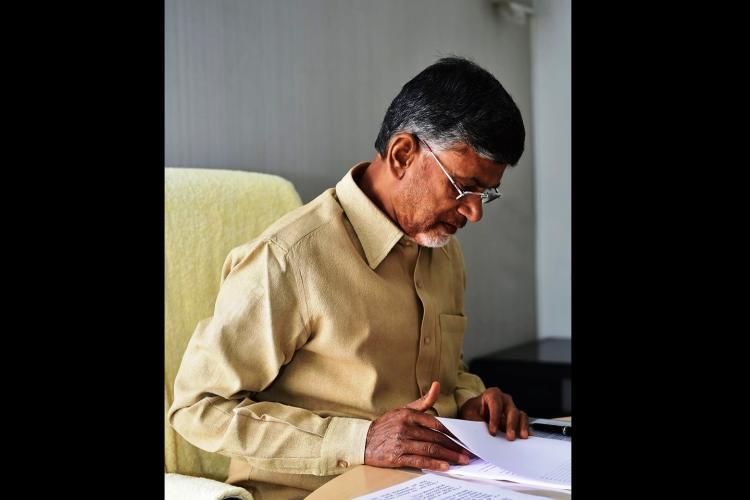 Andhra legislative council passes resolution for special status