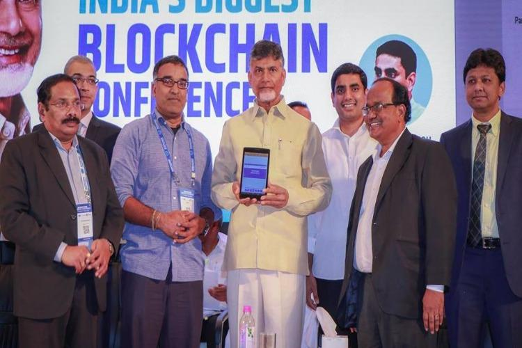 Andhra Pradesh becomes the First State in India to adopt Blockchain Technology for Cyber Security Issues
