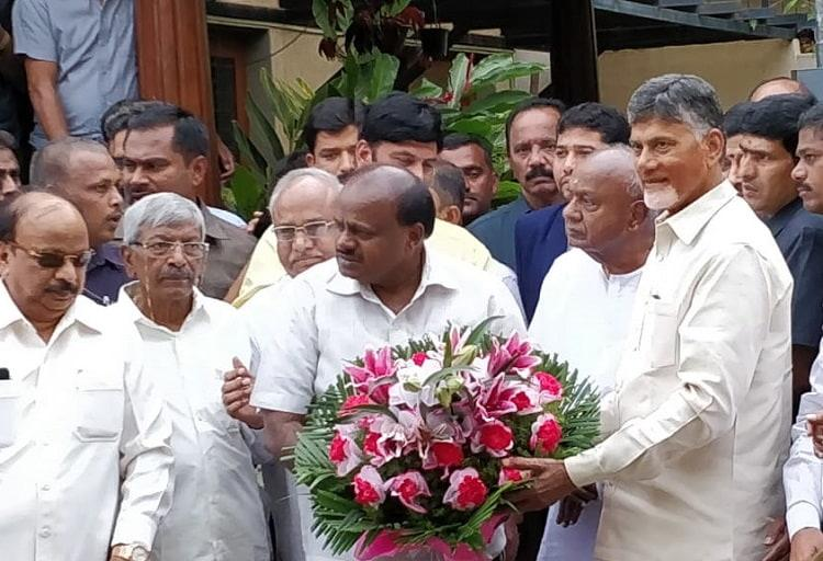 I think 1996 will be repeated in 2019 too HDK after meeting Chandrababu Naidu