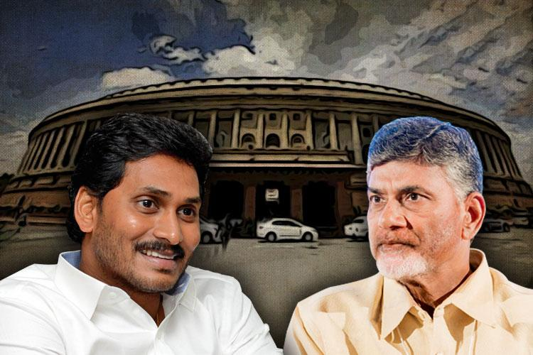 YSRCP TDP accuse each other of gaming AP voter list Whose democracy is it anyway