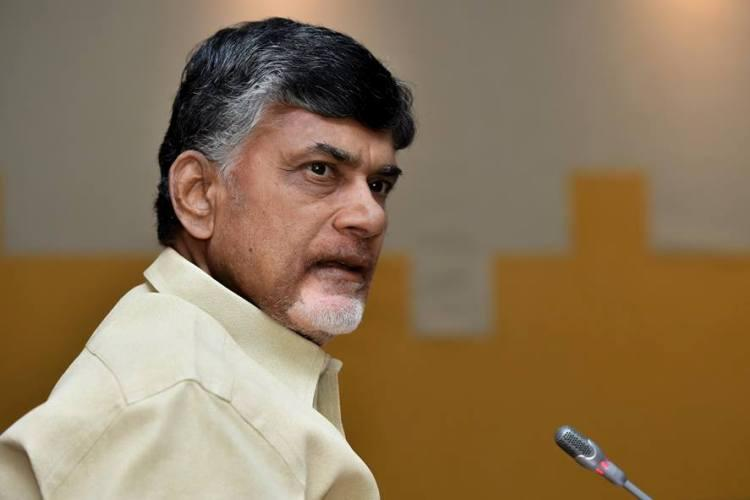 How can you contest Andhra polls without trust in police Naidu asks Jagan Sharmila