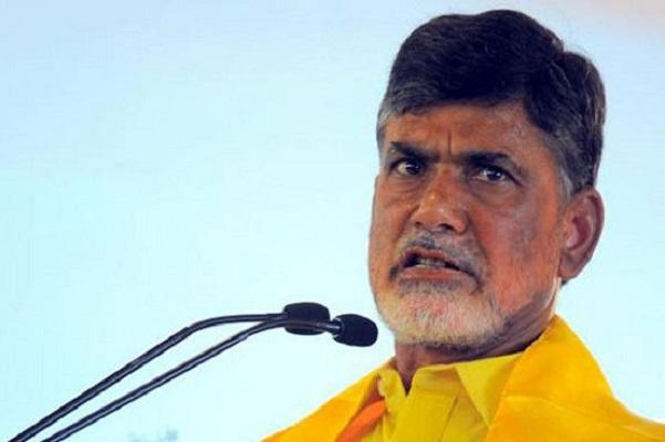 Chandrababu Naidu observes day-long fast