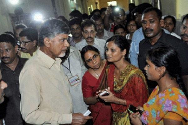 Its not just Andhra that needs special status but its women and girls