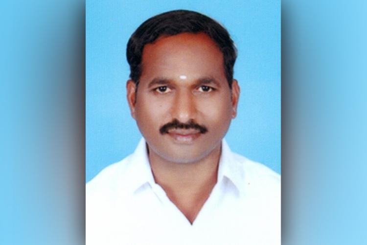 MLA C Chandrasekhar