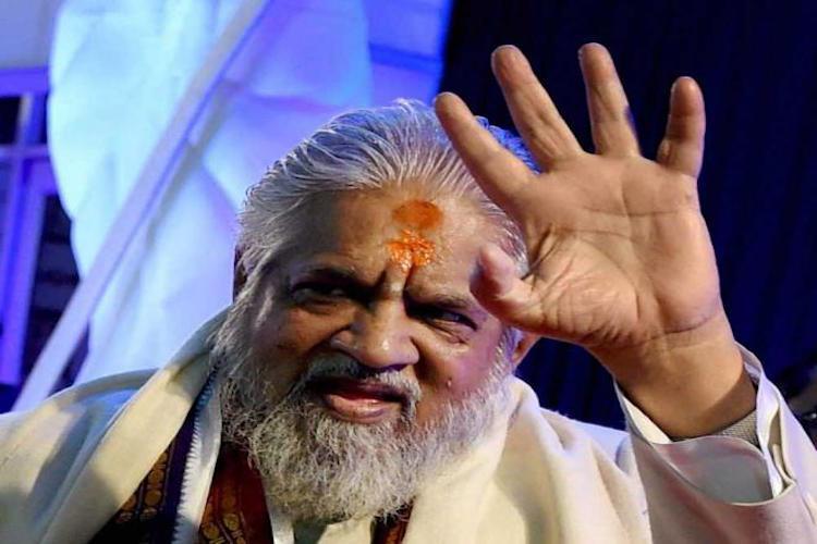 Controversial godman Chandraswami dead