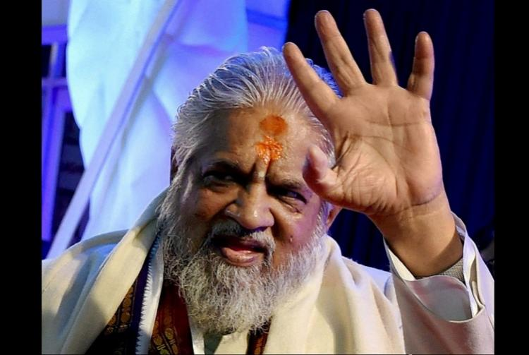 21 years after godman Chandraswami was arrested from Madras a journalist recounts the night