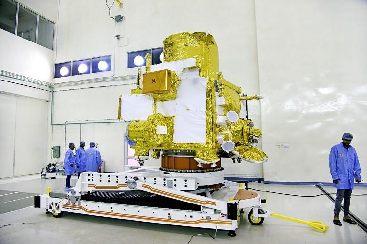 Chandrayaan-2: India successfully launches second moon mission