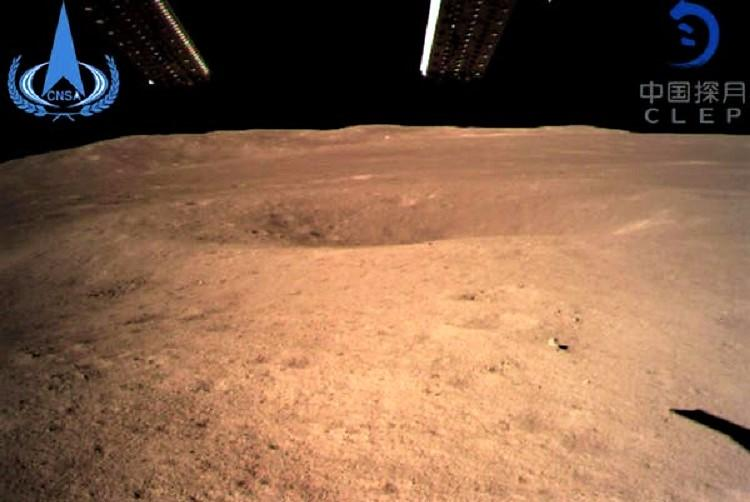 Will Chinas moon landing launch a new space race
