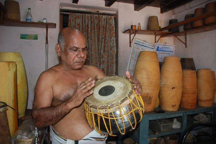 Keeping craft alive A Kerala village has been making maddalam mridangam for 200 yrs