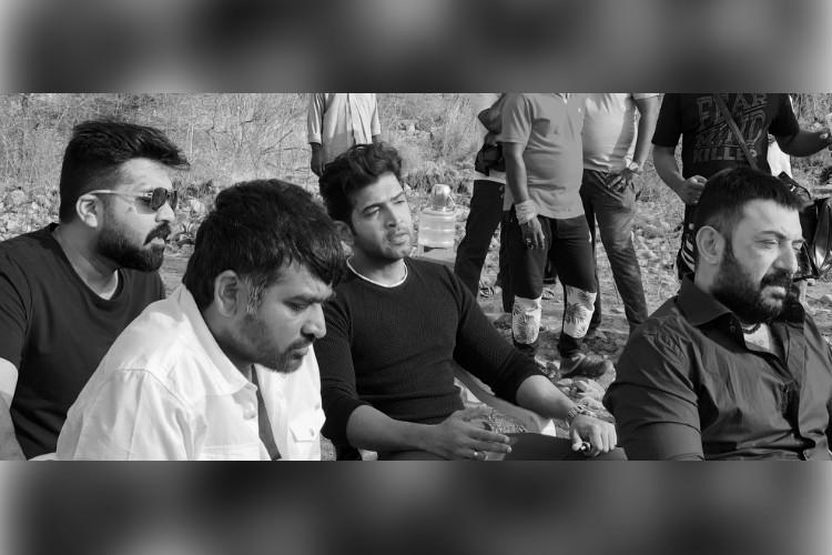 STR Vijay Sethupathi Arvind Swami and Arun Vijays looks revealed in Manis CCK