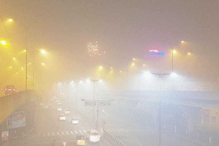 Chennai chokes on Deepavali air pollution at hazardous levels