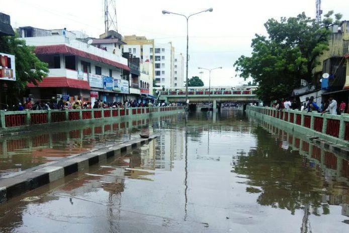 Rain memes Chennai submerged underwater but citys humour intact