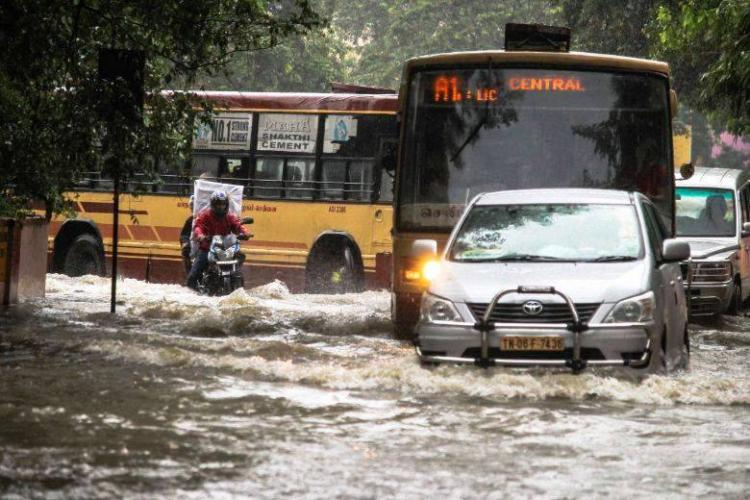 TN update The worst is over says Met department as Chennai recovers slowly