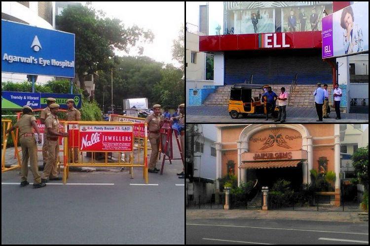 As Jayalalithaa remains critical Chennai shops shut people stock up on supplies