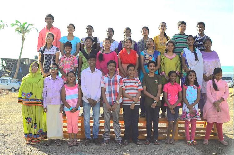 Chennai Childrens Choir selected to perform in the US Heres how you can help them